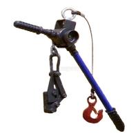 Лебедка ручная ЛР-300 для натяжения проводов