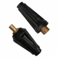 Соединительная пара для разрывов сварочного кабеля