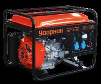 Бензиновая электростанция УБГ 8200